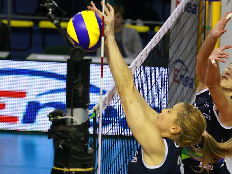 Can you Attack or Block on a Serve in Volleyball?