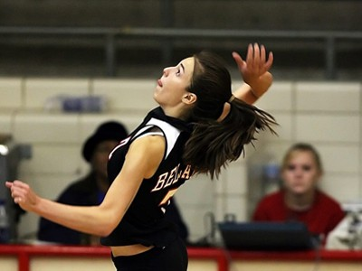 volleyball woman