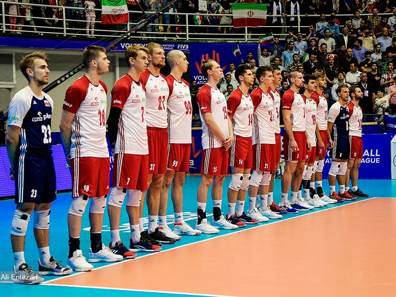 10 Best Men's Volleyball National Teams