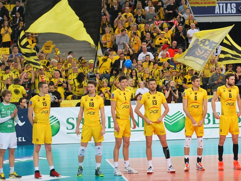 10 Best Men's Volleyball Teams in 2020 (Clubs)