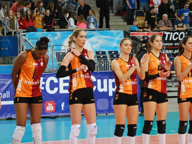 Tallest Women's Volleyball Players
